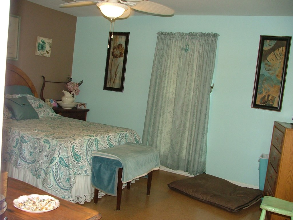 another view of 2nd Bed