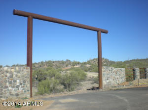 Lot #17 N Mosey Way #17, Wickenburg, Arizona image 1