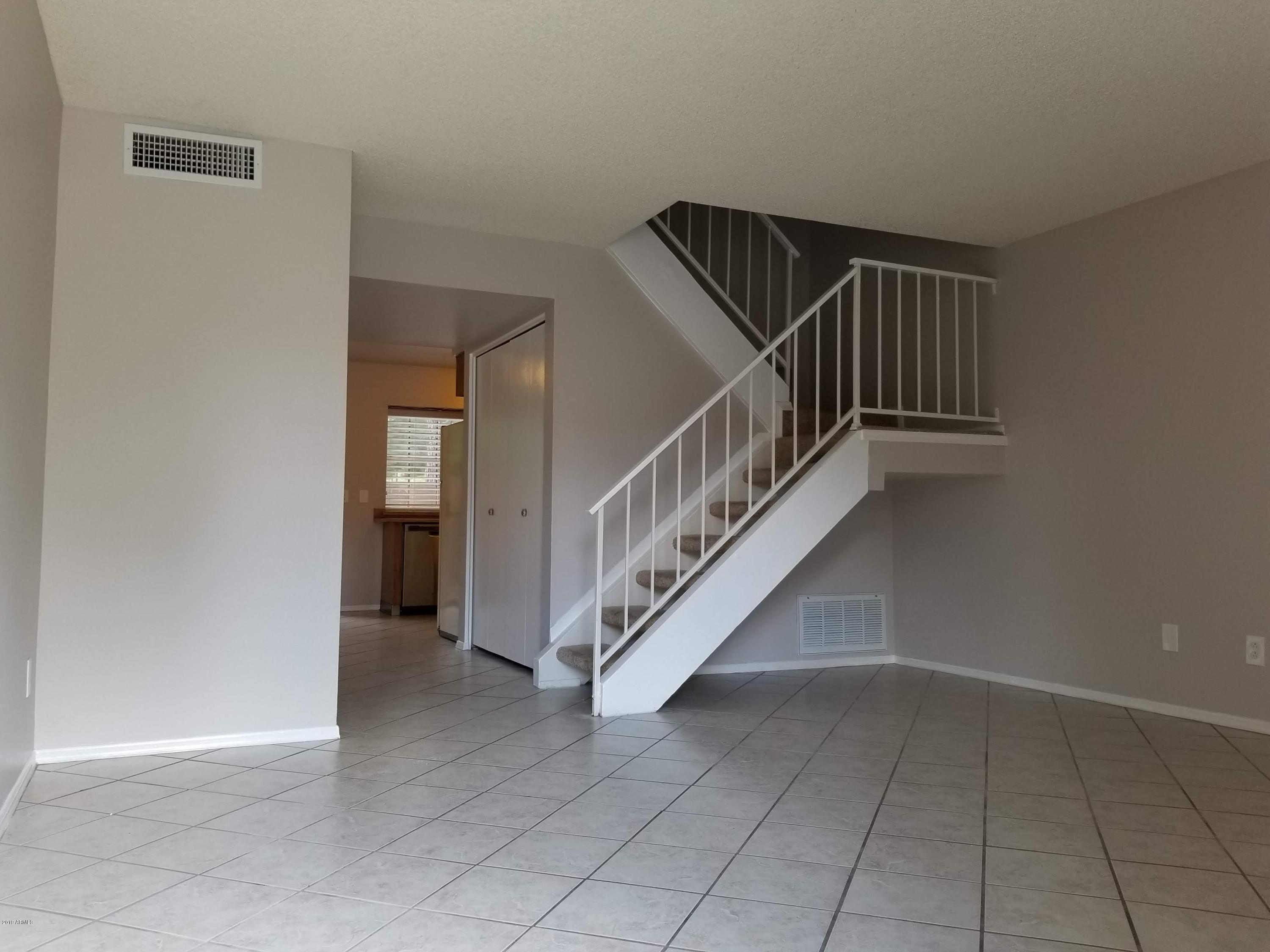 Entryway looking to Living Room