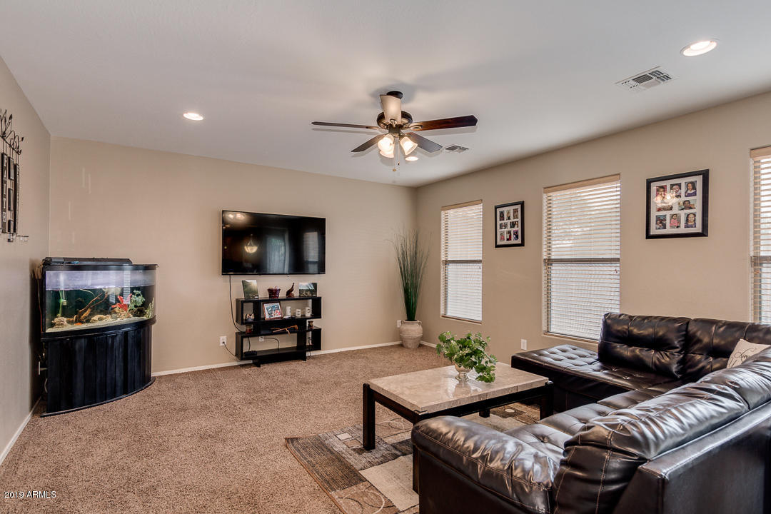 Ceiling Fans Throughout
