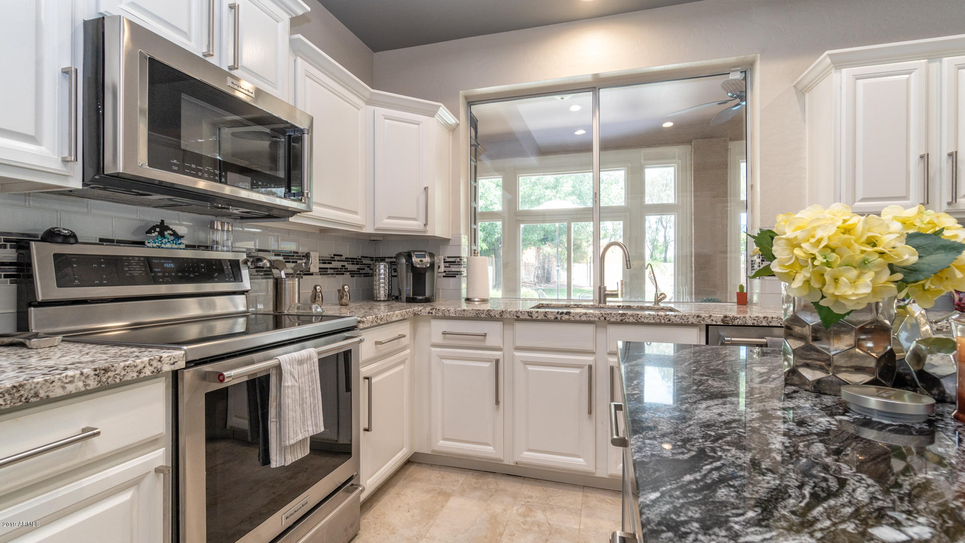 Redone gourmet kitchen