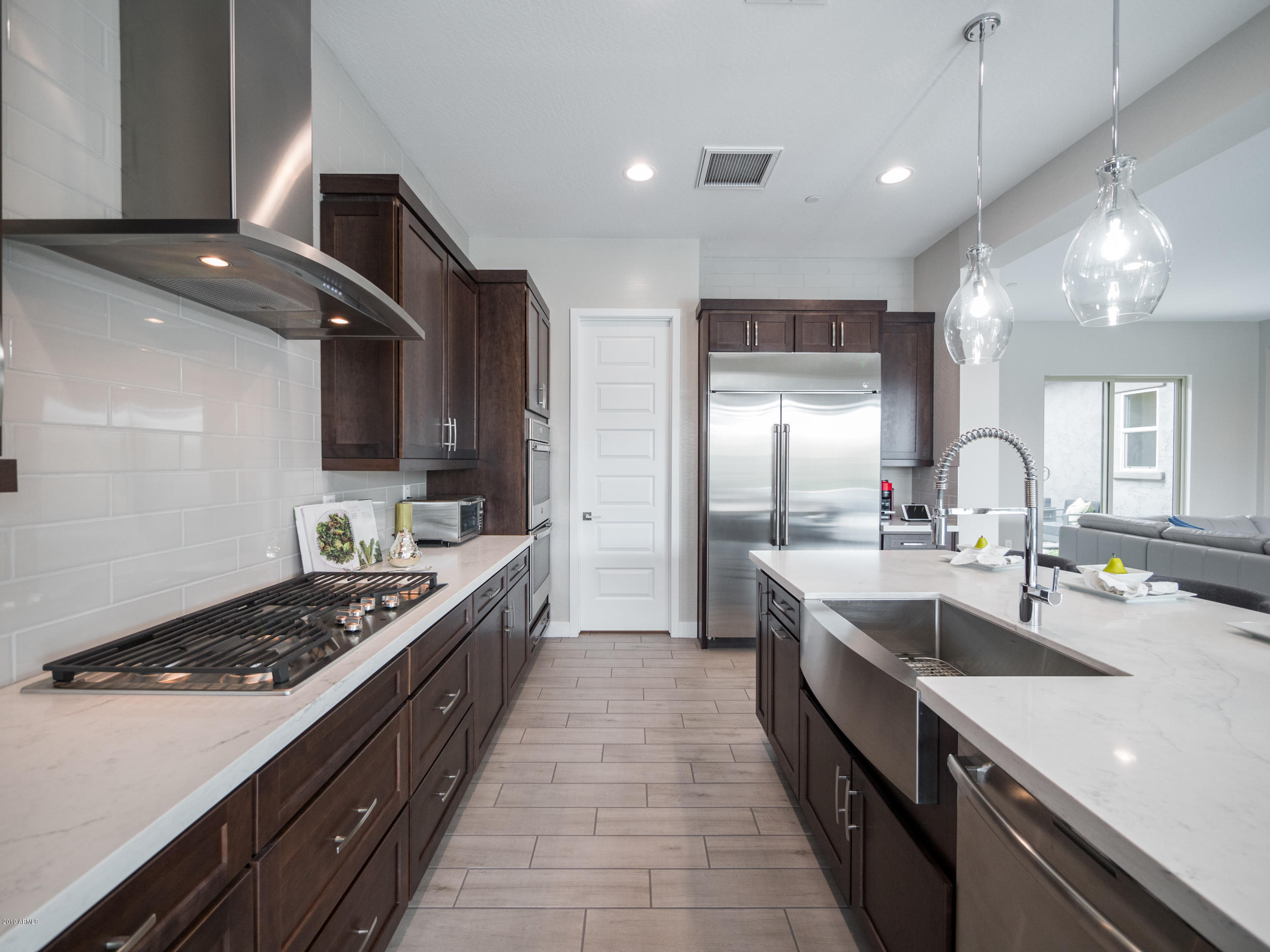 Upscale Stainless Appliances