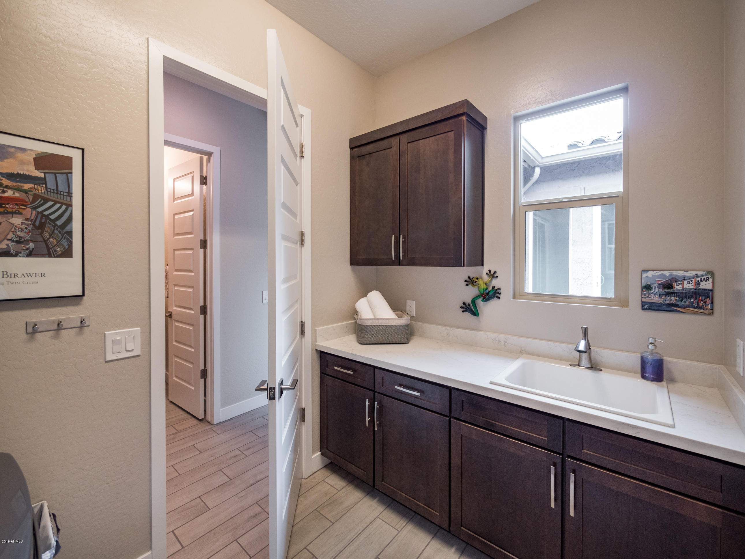 Laundry Center with Ample Storage