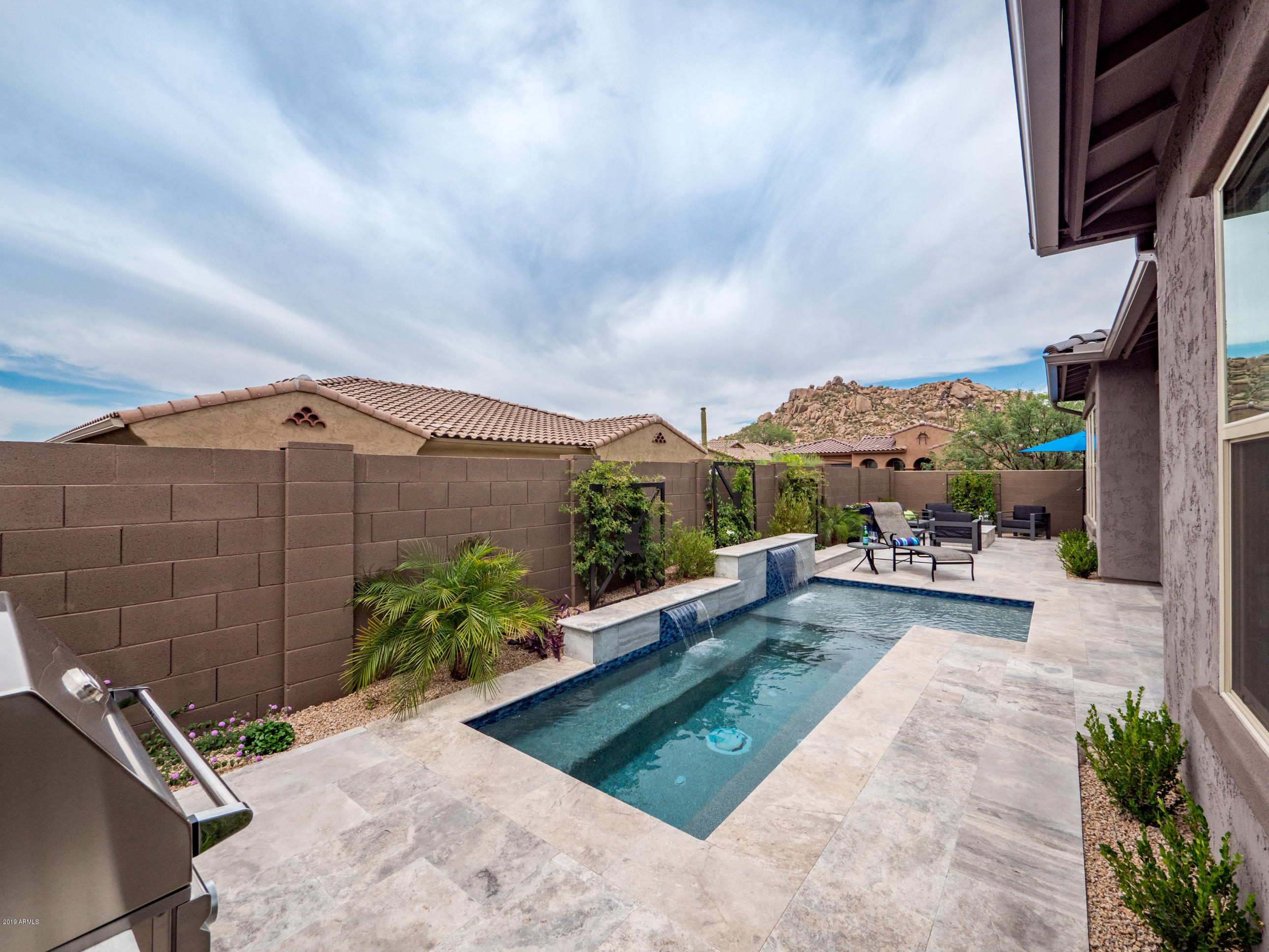 This Back Yard is your own Private Resor