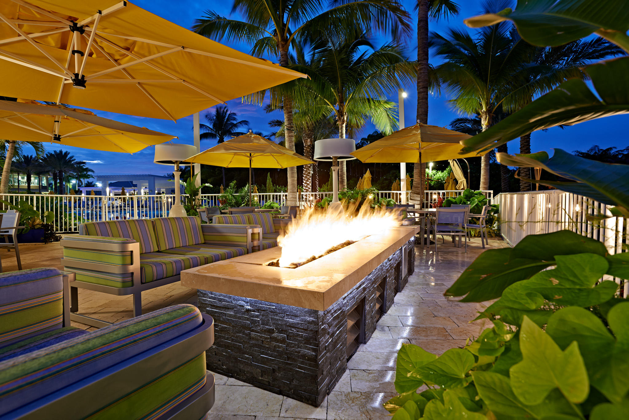 St Andrews Lakeside Fire Pit