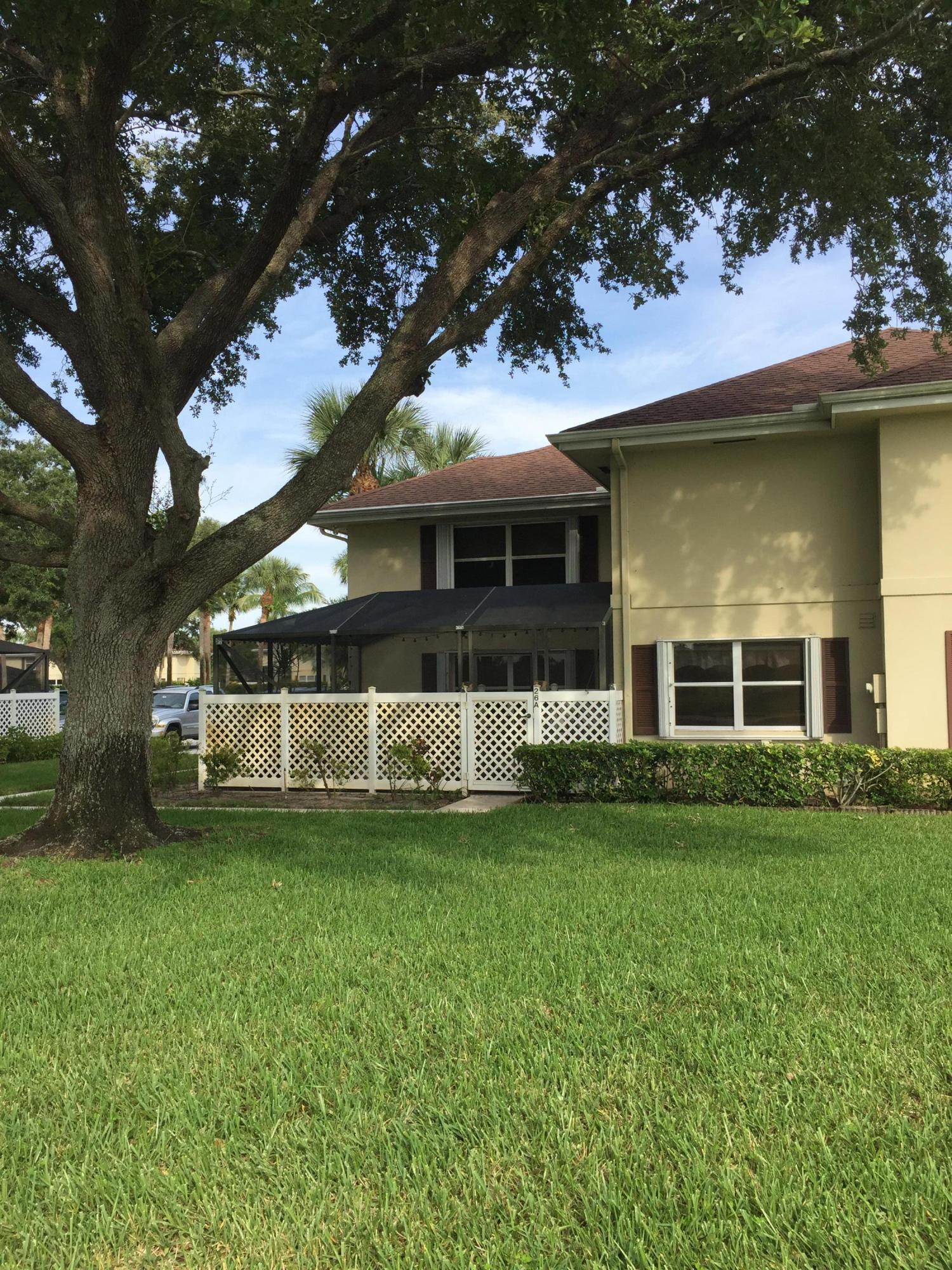 26 Clinton Court #A, Royal Palm Beach, Florida image 1