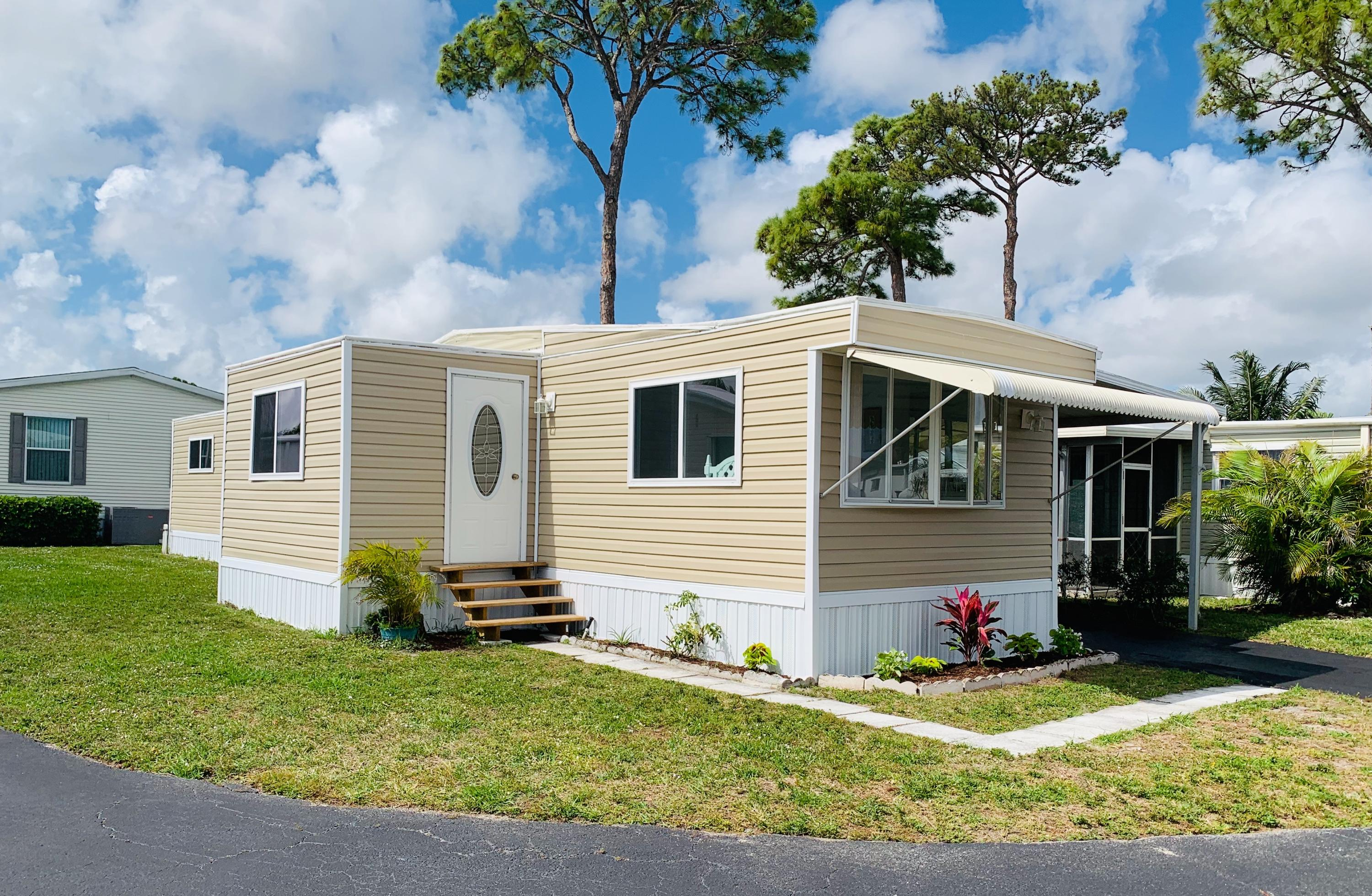 Jamaica Bay Mobile Home, Boynton Beach, Florida Homes For Sale By