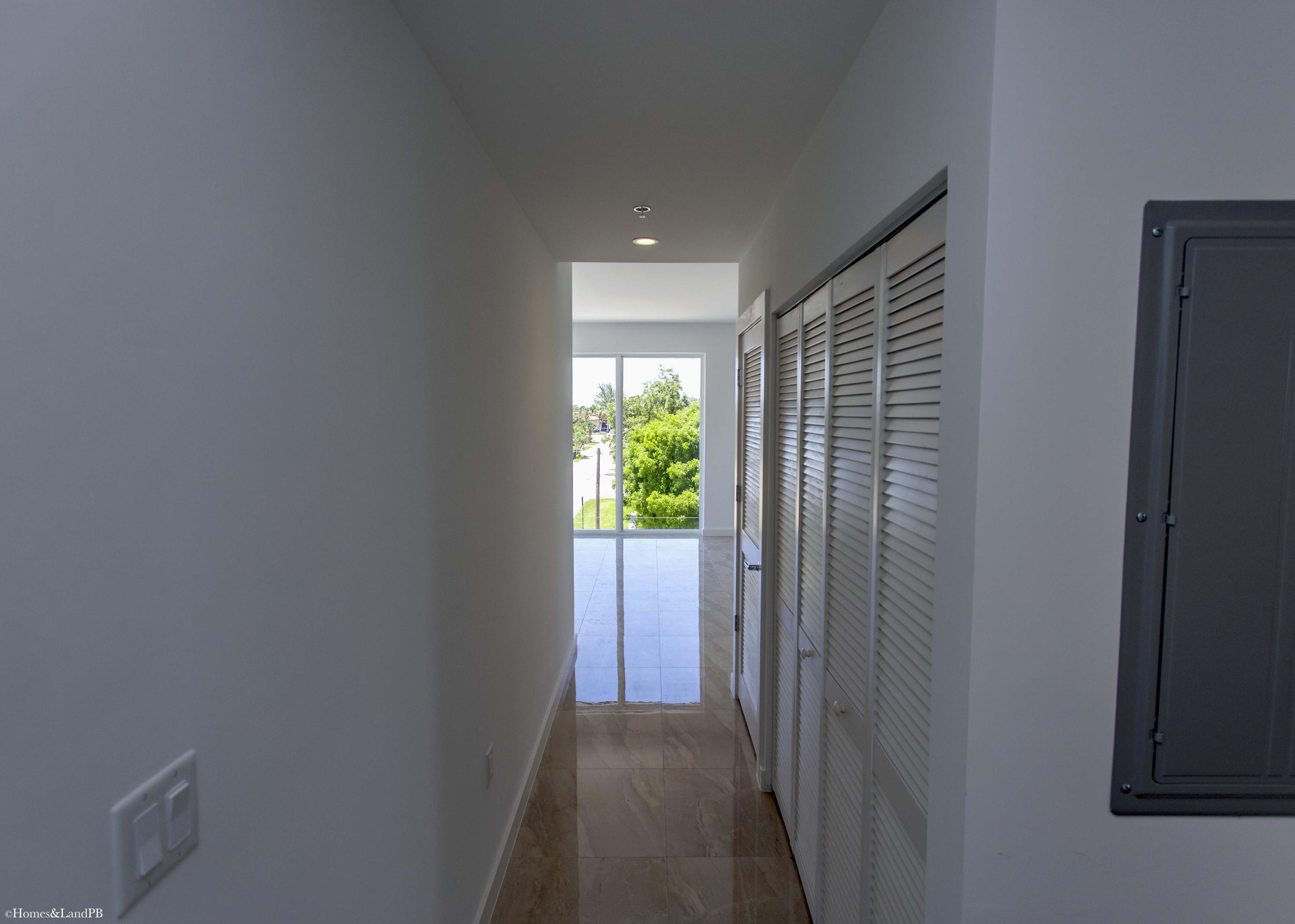 Hallway from Master to Living Room
