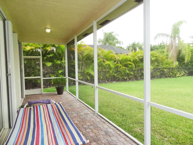 COVERED AND SCREENED PORCH