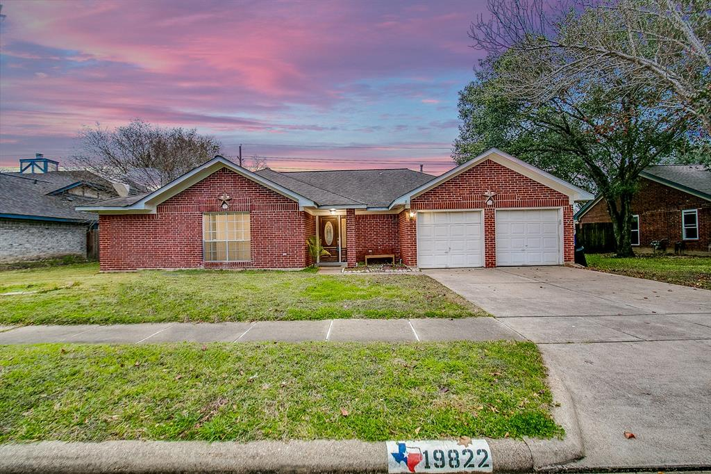 19822 Hoppers Creek Drive , Katy, Texas image 1