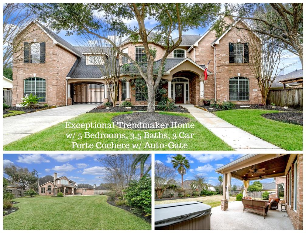 14707 Placid Point , Humble, Texas image 1