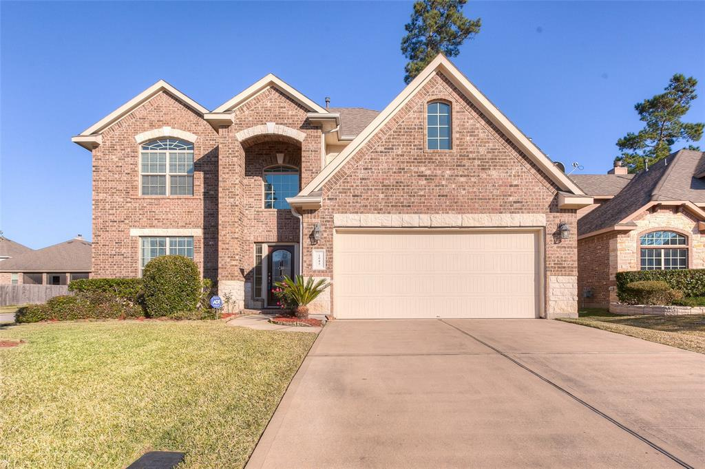 1043 Forest Haven Court , Conroe, Texas image 1