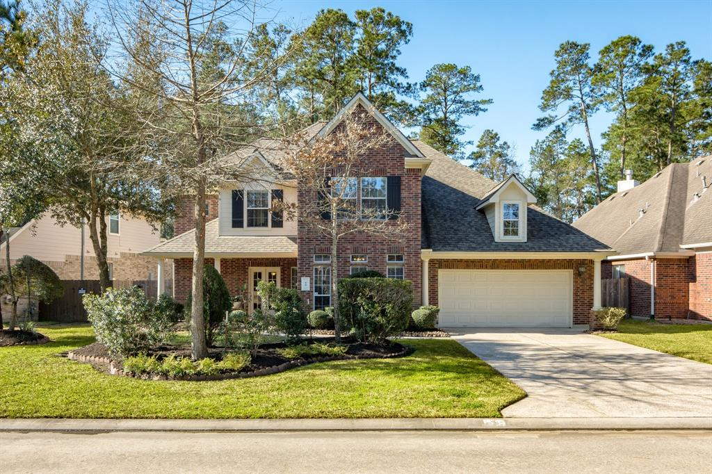 59 S Concord Valley Place , The Woodlands, Texas image 1