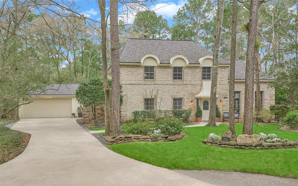 10911 Sweetspire Place , The Woodlands, Texas image 1