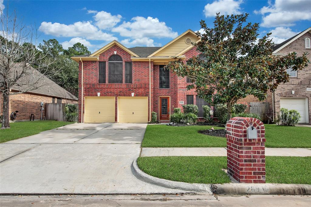 20930 Deauville Drive , Spring, Texas image 1