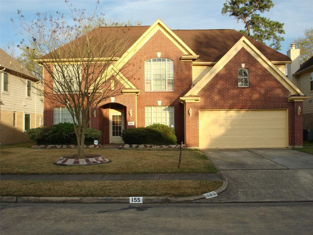 155 Perfidia Drive , Houston, Texas image 1