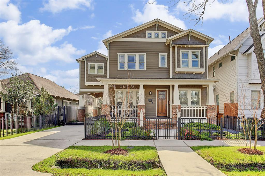 604 E 21st Street , Houston, Texas image 1