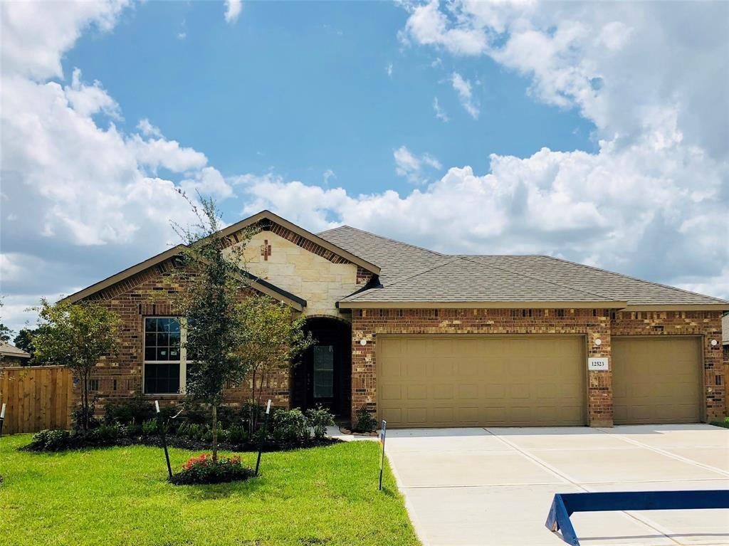 12523 Fort Isabella Drive , Tomball, Texas image 1