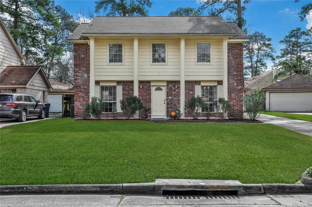 8311 Autumn Willow Drive , Tomball, Texas image 1