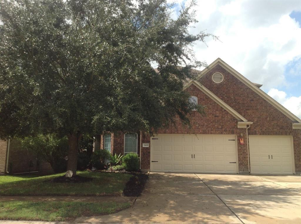 15403 Redbud Dale Court , Cypress, Texas image 1