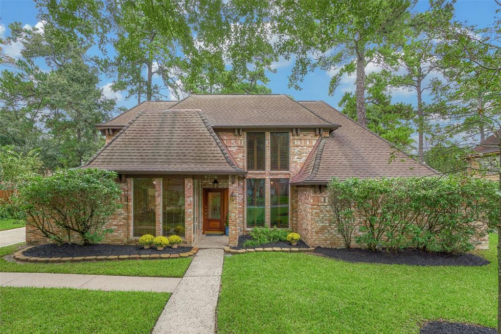 6306 Knollview Drive , Spring, Texas image 1