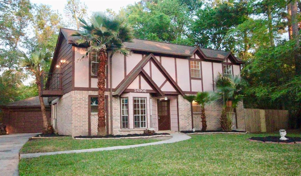24906 Abbey Court , Spring, Texas image 1