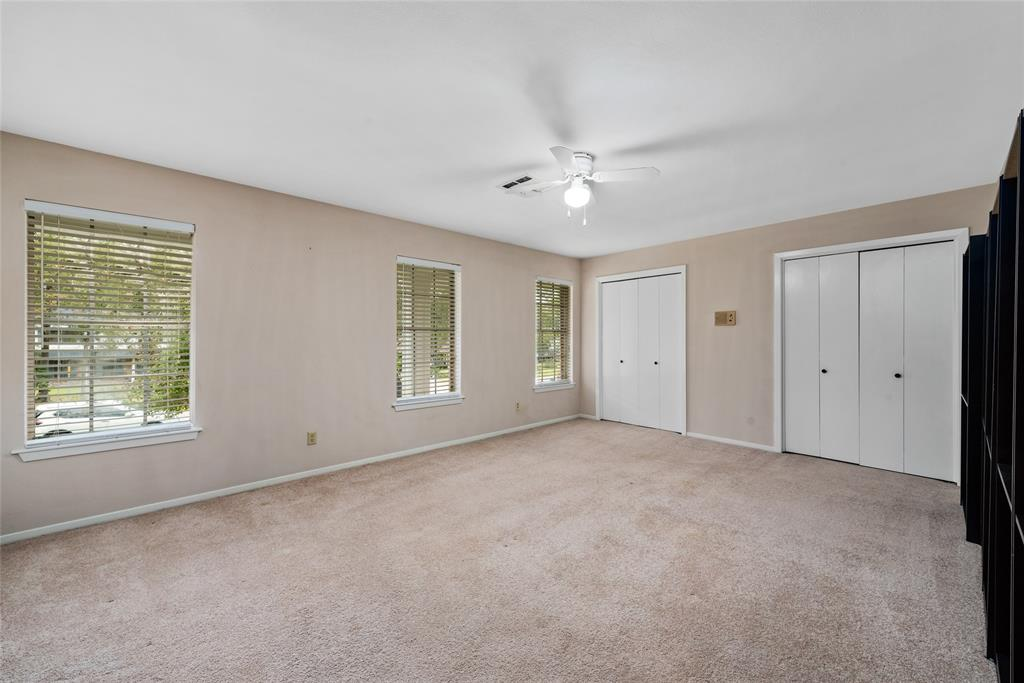 Very large room located upstairs