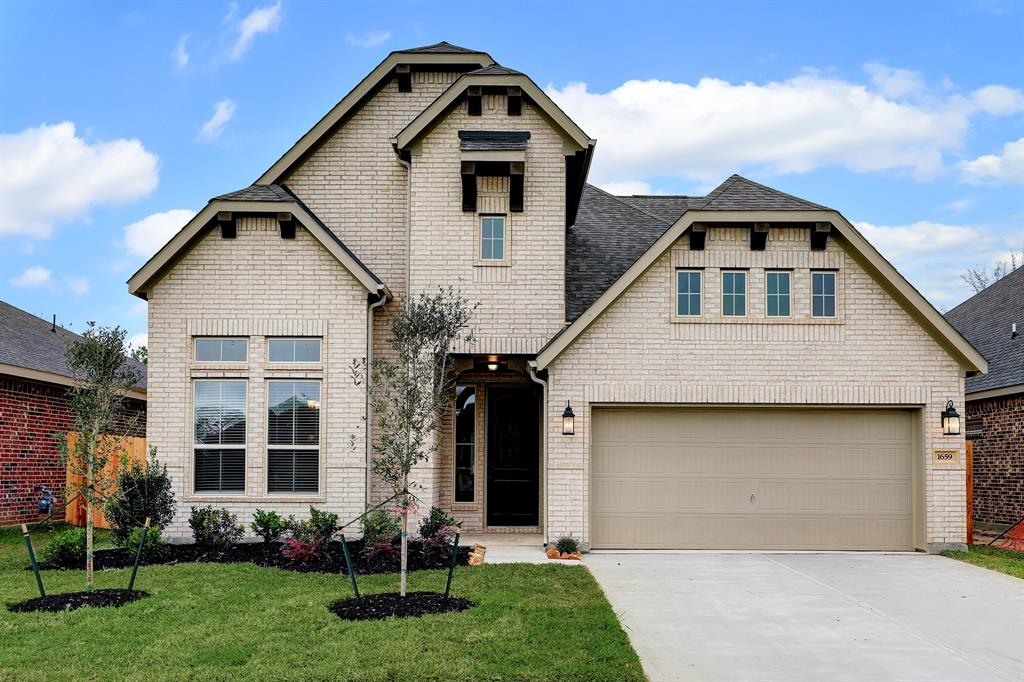 Stunning Sawyer II design by K. Hovnanian Homes with elevation B in beautiful Sunset Ranch.