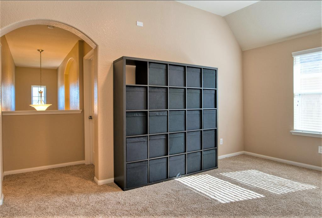 Upstairs Game Room has plenty of potential for a 2nd Living Space or Media Room.  Great Floor Plan to spread out and have plenty of breathing room for the whole household.