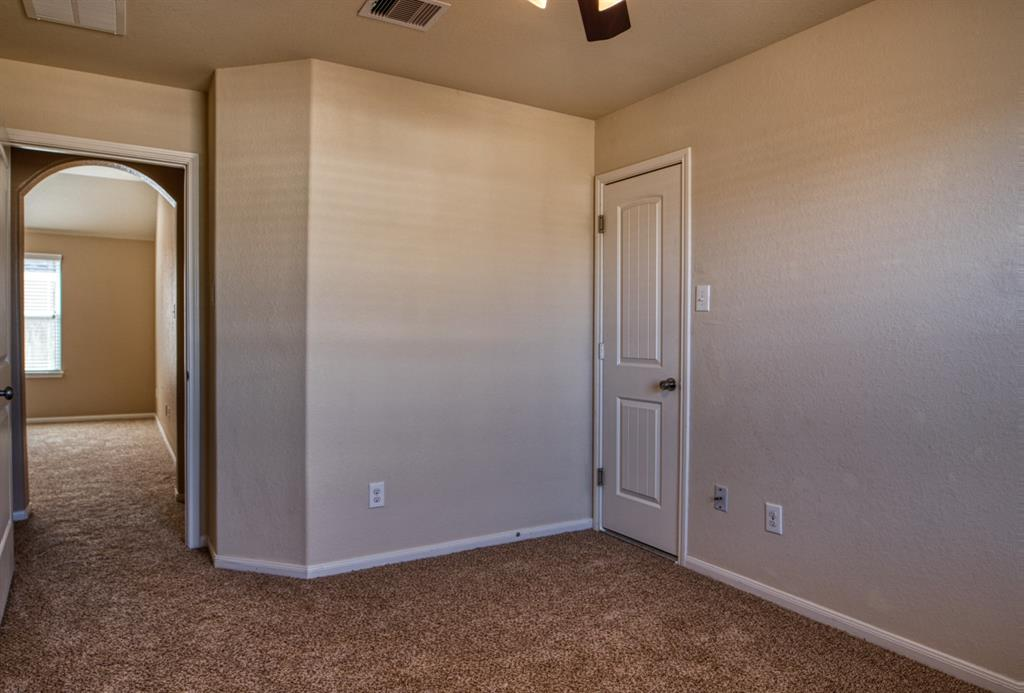 Move in Ready!  Fresh Carpet & Paint.