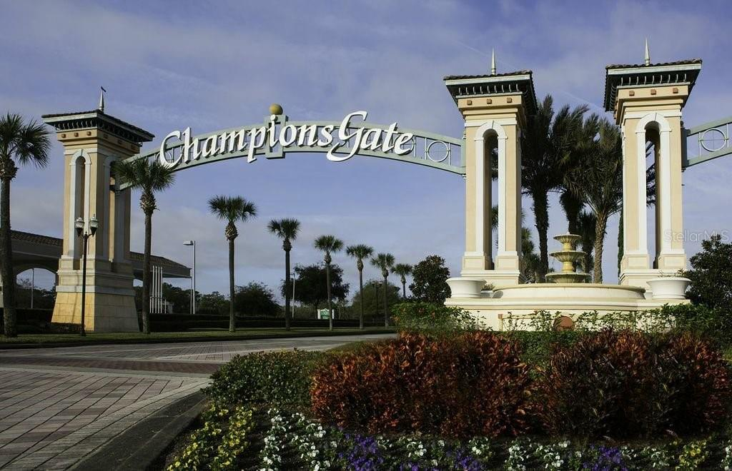 Nearby Champions Gate