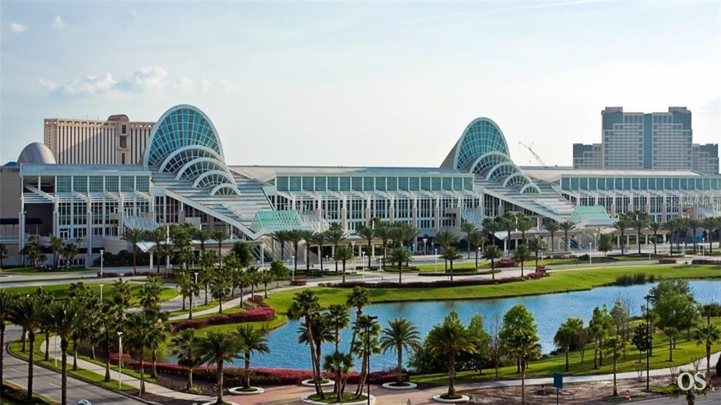 Nearby Convention Center