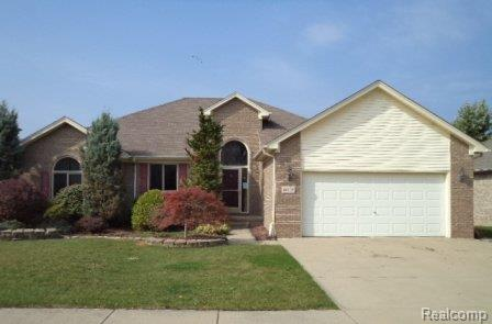48509 Park Place Drive , Macomb Twp, Michigan image 1