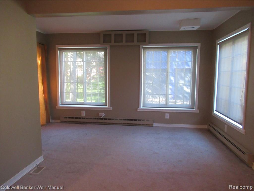 Family Room with doorwall to Patio
