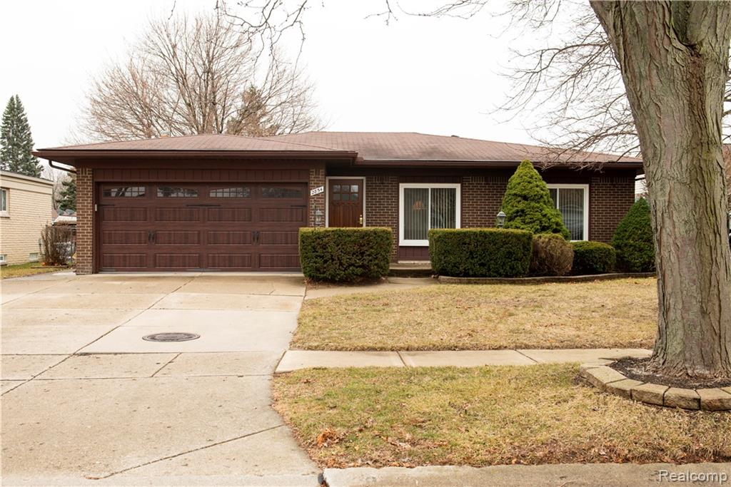 2854 KIPLING Drive , Sterling Heights, Michigan image 1