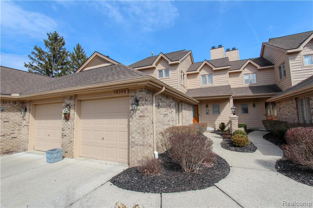 18308 BLUE HERON POINTE Drive , Northville, Michigan image 1
