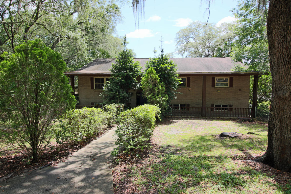 Keystone Heights, Florida Water Front Single Family Homes ... on