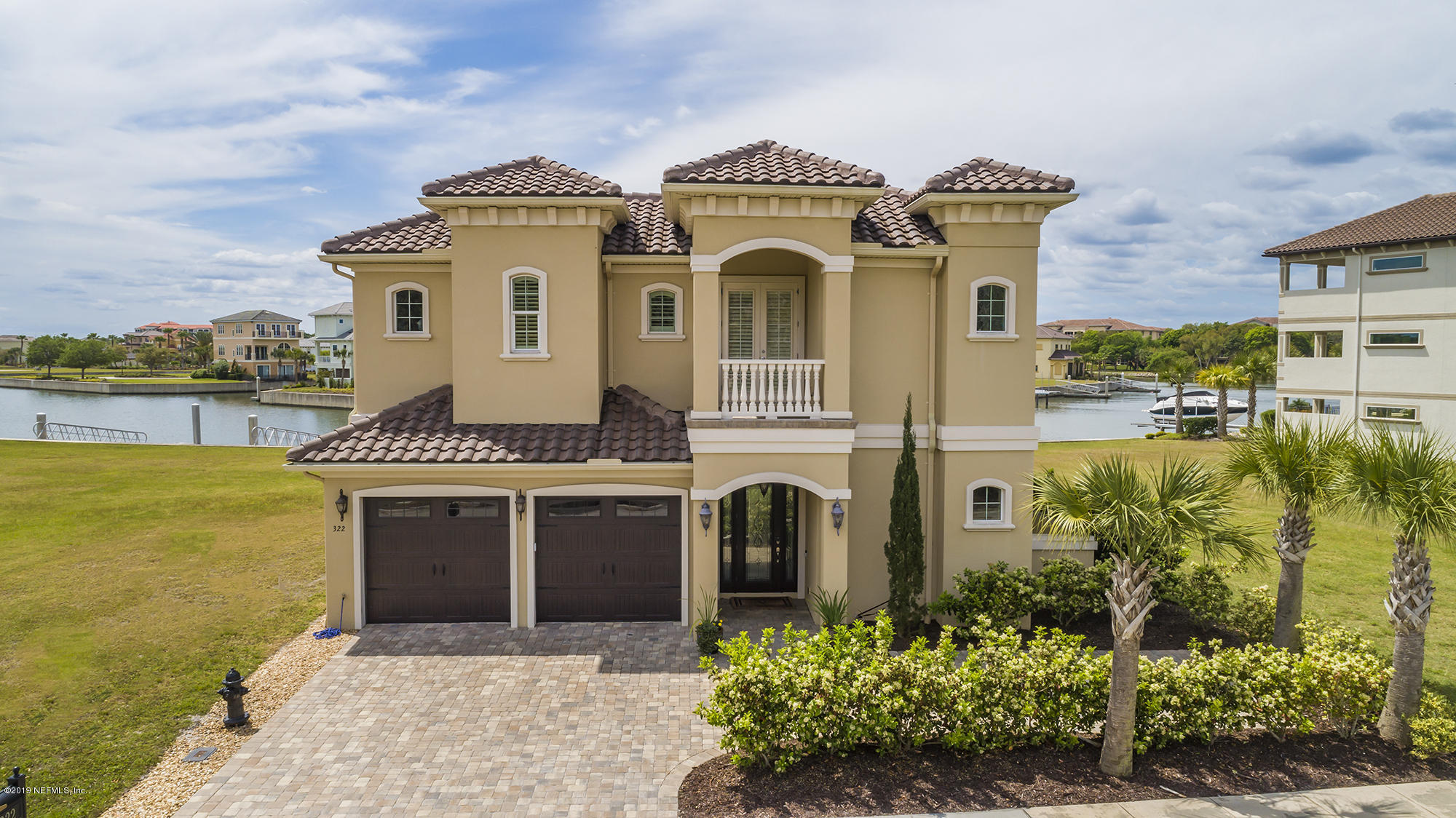 Harbor Village Marina, Palm Coast, Florida Homes For Sale By