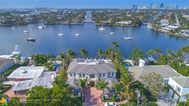 1331 E Lake Dr, Fort Lauderdale, Florida image 1