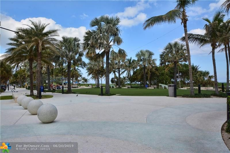 AMAZING Updated Pompano Beach has so much to enjoy! To name a few... Movies Music Under The Stars, Many Beach Front Festivals, Beach Side Gym Equipment, Beautiful Pier, Amazing Sandy Beaches, Lots of Parking, Restaurants, Shops and soooooo much more. Check out the area, you will fall in love!