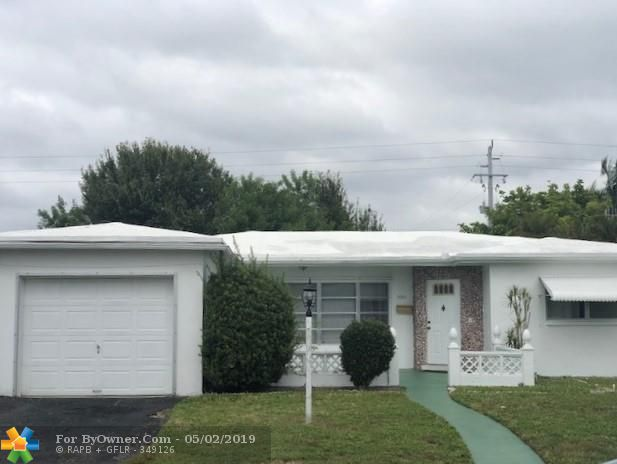 5001 NW 40th St, Lauderdale Lakes, Florida image 1