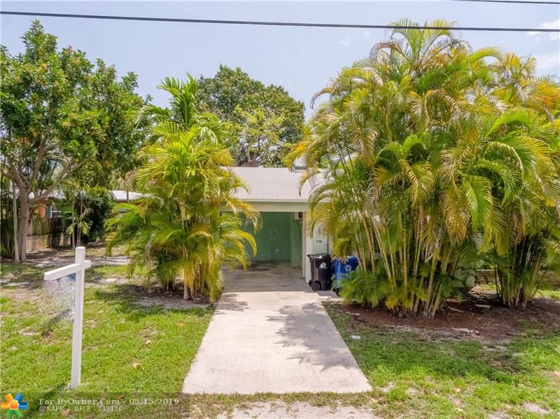 738 NE 17th Rd, Fort Lauderdale, Florida image 1