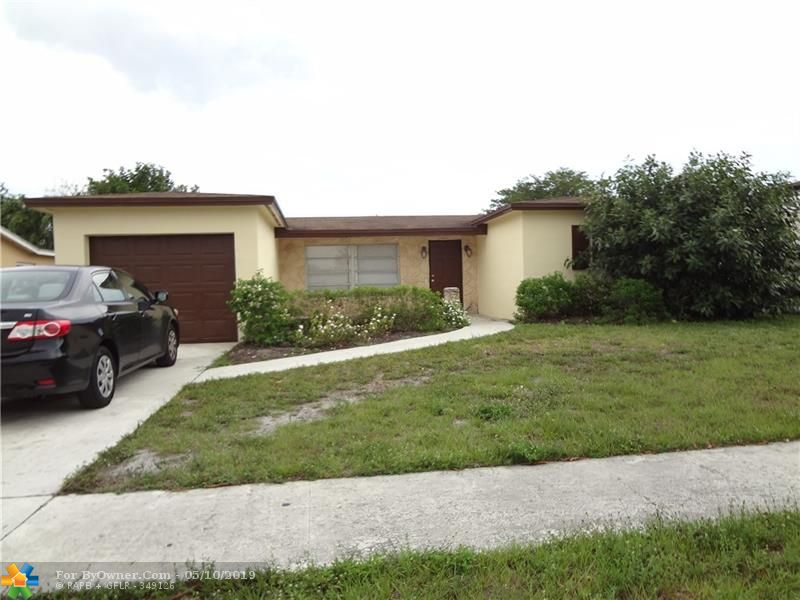 140 NW 80th Ter, Margate, Florida image 1