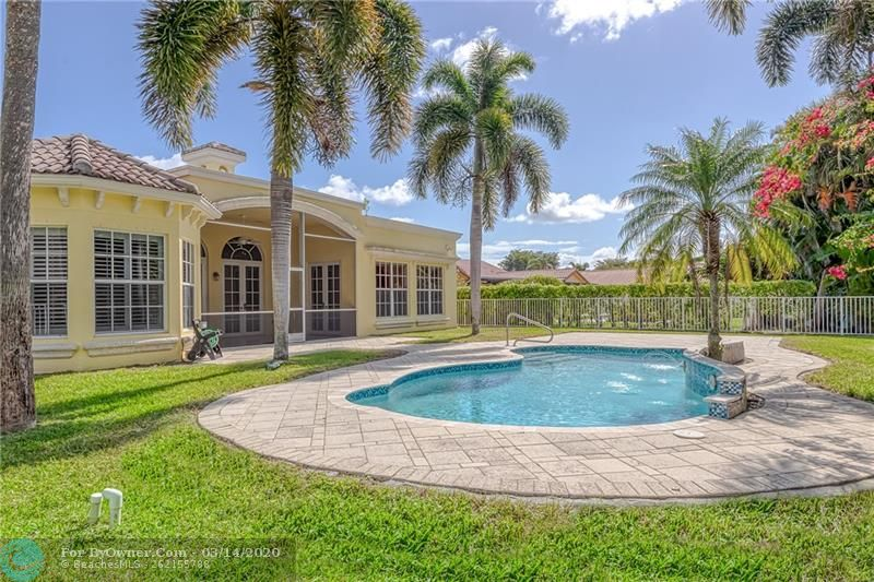 Tropical Landscaping and beautifully maintained