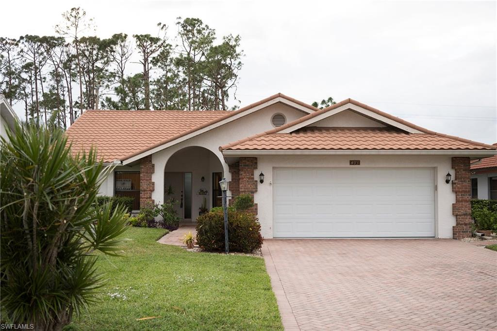 493 Countryside DR, NAPLES, Florida image 1