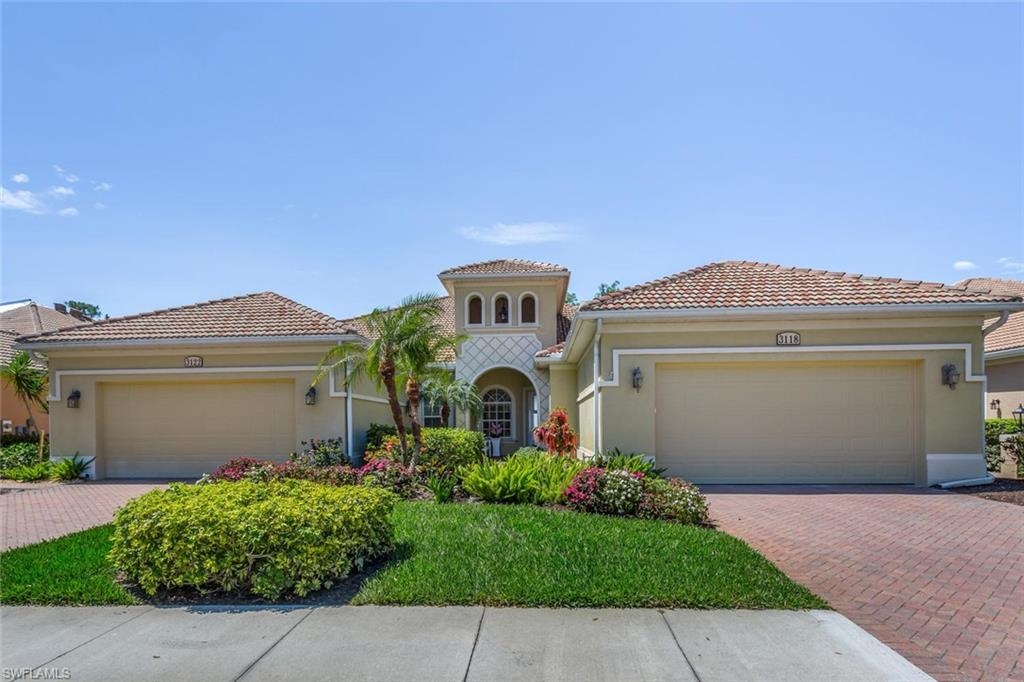 3118 Santorini CT, NAPLES, Florida image 1