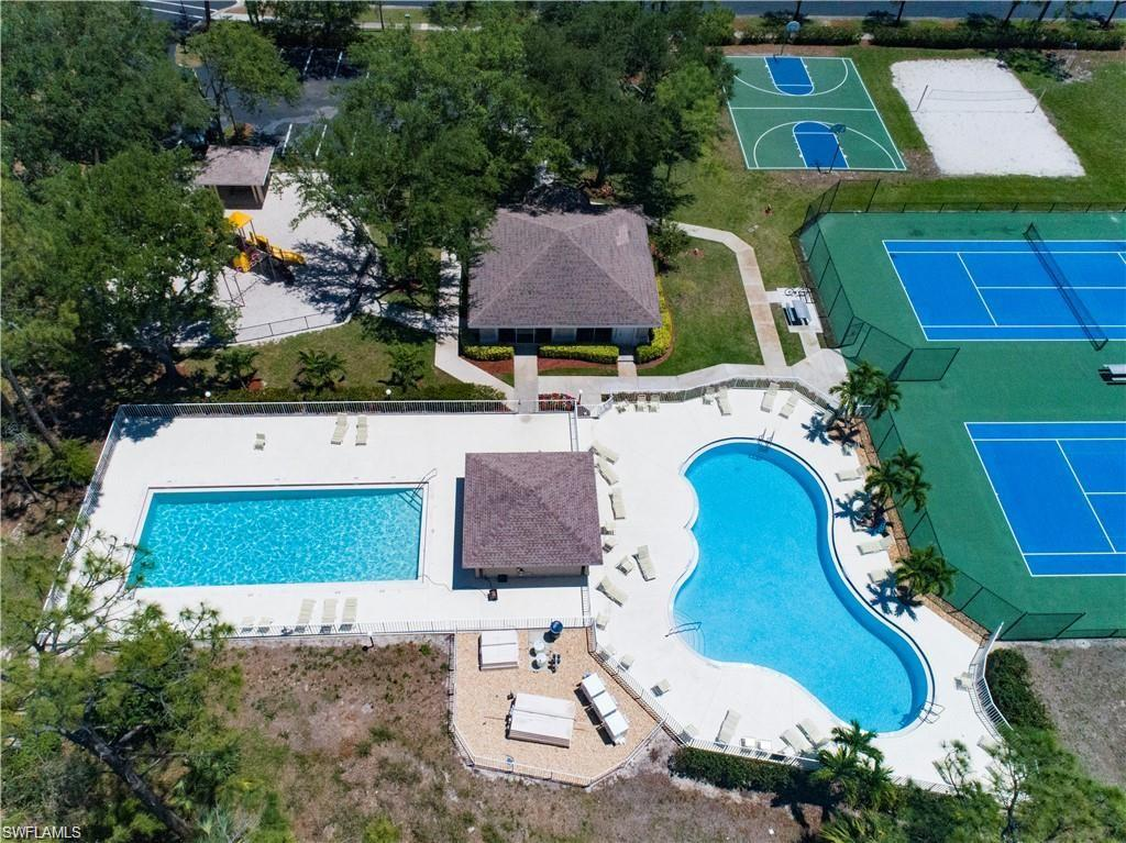 Community pool and Amenities
