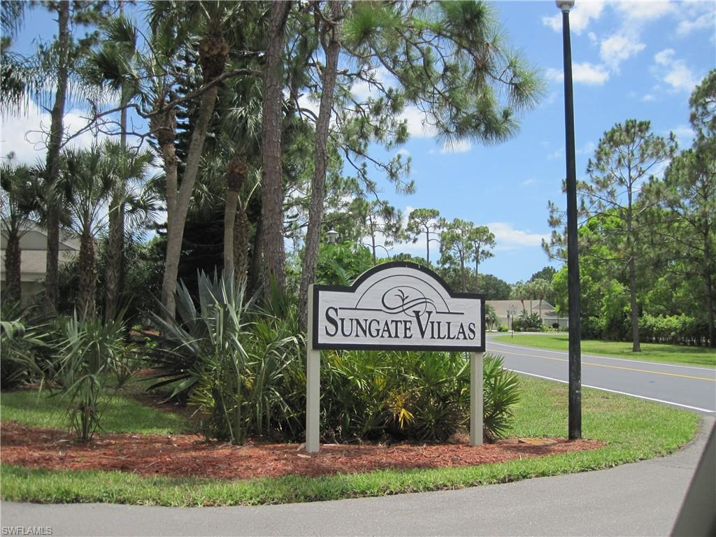Sungate Villas Entrance