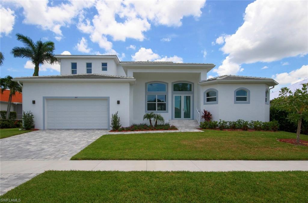 445 River CT, MARCO ISLAND, Florida image 1