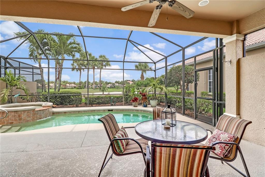 great covered lanai for your Florida entertainment